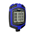 Robic Triple Timer Stopwatch, Speed and Countdown