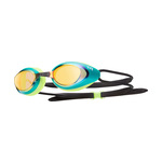 Tyr Black Hawk Racing Mirrored Swim Goggles