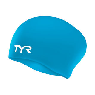 Tyr Long Hair Wrinkle-Free Silicone Swim Cap product image