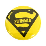 Swim Button Super Swimmer