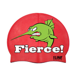 1Line Sports Swim Cap FIERCE