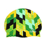 Water Gear Swim Cap PIXELATED