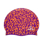 Water Gear Swim Cap LEOPARD