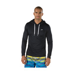 Speedo Fitness Hooded Long Sleeve Swim Tee Female
