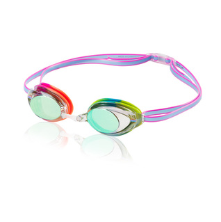 Speedo Rio Collection Jr Vanquisher 2.0 Mirrored Swim Goggles product image