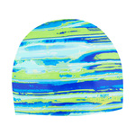 Speedo Moving Tides Silicone Swim Cap