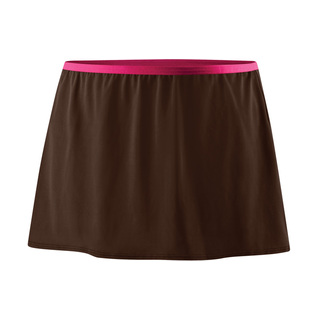 Speedo Two-Color Swim Skirt w/Core Compression Bottom Female product image