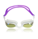 Water Gear Metallic Cuda Goggles
