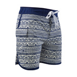 Tyr Native Stripe Bulldog Swim Short Male