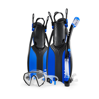 Tyr Voyager Mask Snorkel Fin Set product image