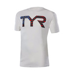 Tyr Star-Spangled Graphic Tee Male