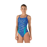 Speedo Swimsuit COLOR CIRCUIT