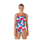 Speedo Swimsuit GEM GEO
