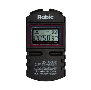 Robic Twelve Memory Chronograph product image