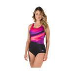 Speedo Diamond Ombre Ultraback One Piece Female