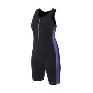 Dolfin Aquashape Solid Zip-Front Aquatard Female product image