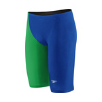 Speedo LZR ELITE 2 Jammer BLUE/GREEN