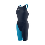Speedo LZR ELITE 2 Comfort Strap Kneeskin NAVY/BLUE