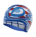 Tyr Swim Cap THE MASKED LIBERATOR
