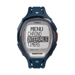 Timex IRONMAN Sleek 150 Lap Watch Blue
