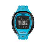 Timex IRONMAN Sleek 150 Lap Watch Neon Blue