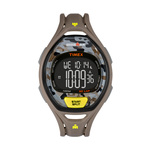 Timex IRONMAN Sleek 50 Lap Full Size Watch Gray/Yellow Camo