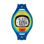 Timex IRONMAN Sleek 50 Lap Full Size Watch Blue Color Block