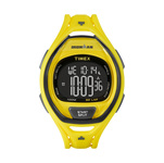 Timex IRONMAN Sleek 50 Lap Full Size Watch Neon Yellow