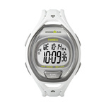 Timex IRONMAN Sleek 50 Lap Full Size Watch White