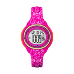 Timex IRONMAN Sleek 50 Lap Mid Size Watch Pink Floral