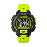 Timex Ironman Watch RUGGED 30 LAP FS Neon/Green
