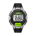 Timex IRONMAN Essential 30 Lap Full Size Watch Green/Gray