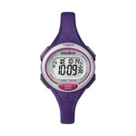 Timex IRONMAN Essential 30 Lap Mid Size Watch Purple