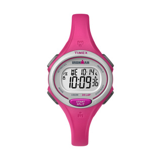Timex IRONMAN Essential 30 Lap Mid Size Watch Pink product image