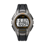 Timex IRONMAN Essential 10 Lap Full Size Watch Black/Silver