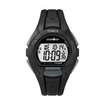 Timex IRONMAN Essential 10 Lap Full Size Watch Black/Gray