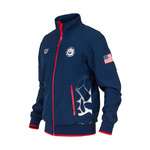 Arena USA Swimming Full Zip Warm-Up Jacket