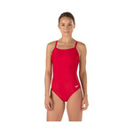Speedo Solid PowerFLEX Eco Core Flyback Female