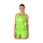 Speedo Mesh Cover Up Tank Female