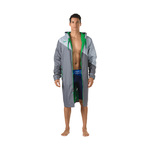 Speedo Color Block Parka