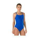 Speedo Solid Endurance+ Thin Strap Female
