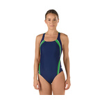Speedo Taper Splice PowerFLEX Eco Pulse Back Female