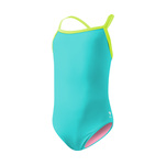 Tyr Solid Durafast Lite Diamondfit Girls