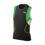 Tyr Tri Competitor Singlet Male