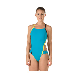 Speedo Turnz Color Block Endurance Lite Vee 2 Female product image