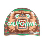 Speedo California State of the Art Silicone Swim Cap