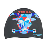 Speedo Texas State of the Art Silicone Swim Cap