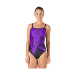 Speedo Powerflex Swimsuit DRIP SPLASH