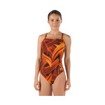 Speedo Polyester Swimsuit TURBO STROKE
