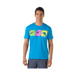 Speedo Male Start Art Tee